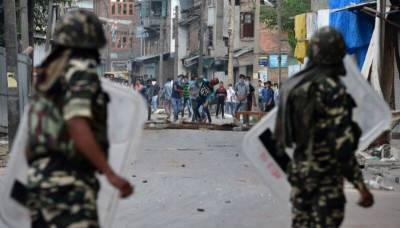 Iran's Foreign ministry slams Indian government over Occupied Kashmir crisis