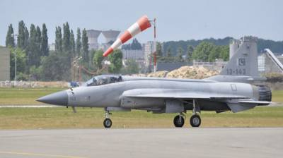 Pakistan Air Force deploying advanced JF 17 fighter Jets at Forward Air Base near Kashmir, claims Indian intelligence