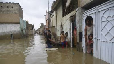 Severe urban flooding warned by PMDA across major cities in Punjab