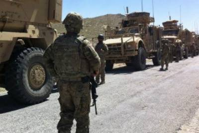 US Forces limit military operations in Afghanistan?