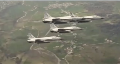 (VIDEO): Pakistan Air Force launched new national song titled 'Azad'