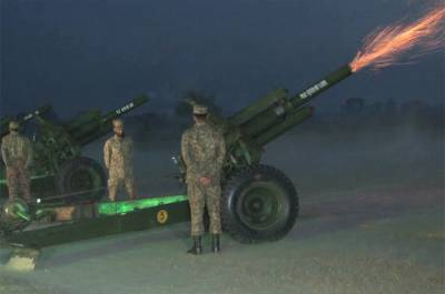 31 gun salute in federal capital, 21 gun salutes in provincial capitals on Pakistan Independence day