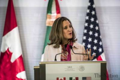 Canadian Foreign Minister responds over Occupied Kashmir crisis