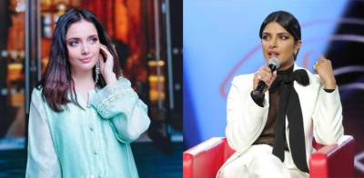 Pakistan actress Armeena Khan writes letter to UNICEF against its goodwill Ambassador Priyanka Chopra