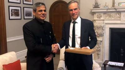 India gets a snub from Britain over Occupied Kashmir scenario