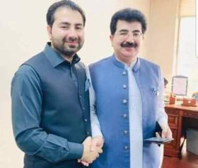 Senate Chairman Sadiq Sanjrani younger brother given key post in Balochistan government