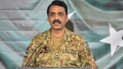 #IamDGISPR trends on twitter in love for Pakistan Military Spokesperson