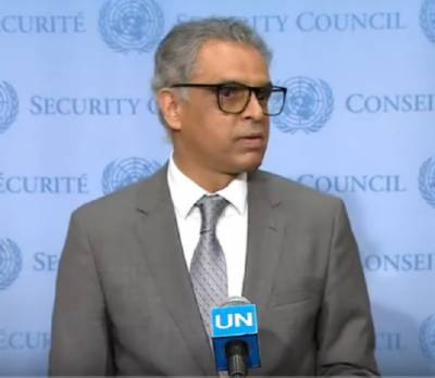 Frustrated Indian envoy at UN takes a big U Turn over Occupied Kashmir conflict