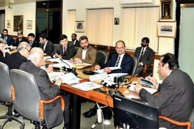NAB Chief chairs high profile meeting at the NAB Headquarters