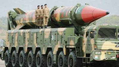 Pakistan's Nuclear capable Shaheen 3 Ballistic Missile can hit Israel in 12 minutes