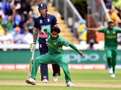 Pakistani fast bowler Hasan Ali seeks leave from Pakistan Cricket Board
