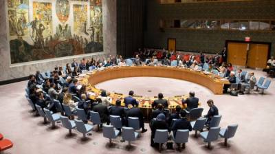 UN Security Council official statement over Occupied Kashmir closed door meeting
