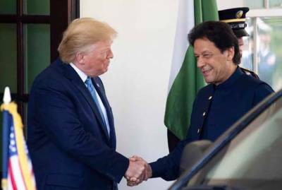 US President Donald Trump held key telephonic conversation with Pakistani PM Imran Khan
