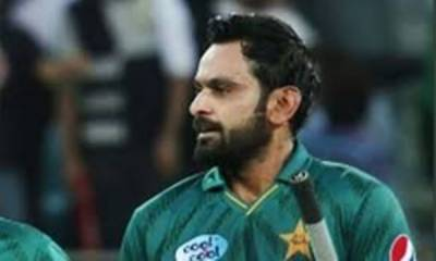 Veteran Pakistani cricketer Mohammad Hafeez refuses to give up