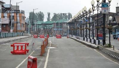 Occupied Kashmir becomes world's heaviest militarised zone even more than Iraq, Afghanistan and Gaza: Report