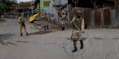 Worst human crisis unfolding in Occupied Kashmir, India stopping baby food and life saving medicines supply