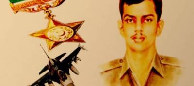 48th martyrdom anniversary of NishanHaider Rashid Minhas observed today