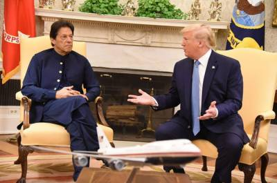 Pakistani PM Imran Khan held important telephonic conversation with US President Donald Trump