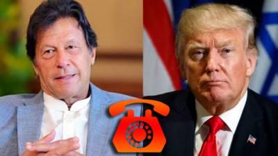 PM Imran Khan makes key demand from US President Donald Trump