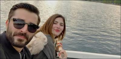 Actor Hamza Ali Abbasi confirms his marriage rumours