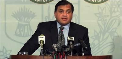 Pakistan seeks international community cognizance over Occupied Kashmir