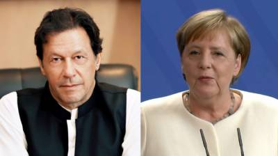 PM Imran Khan held important telephonic contact with German Chancellor Angela Merkel