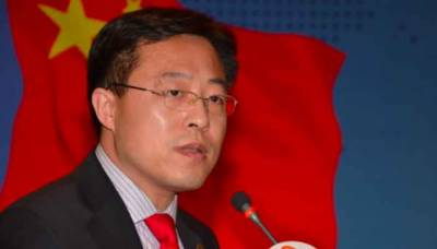 Chinese former diplomat in Pakistan Zhao Lijian given key post in China's Foreign Ministry