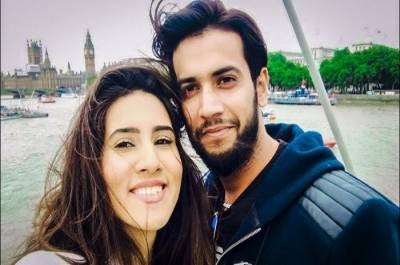 Pakistani all rounder Imad Wasim marries Sania Ashfaq in Islamabad