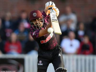 Runmachine Babar Azam continue to shine at T20 competition Vitality Blast 2019