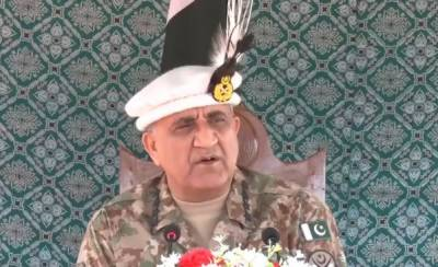 Pakistan Army Chief reaches at the highest battlefield of the World