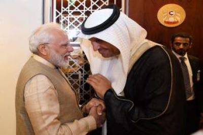 Pakistani Minister responds over UAE award to Indian PM Narendra Modi amid Kashmir tensions