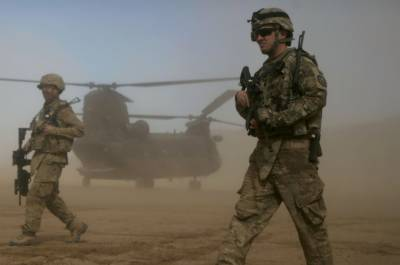 Afghan Taliban claim killing 7 US soldiers in a deadly attack in Afghanistan