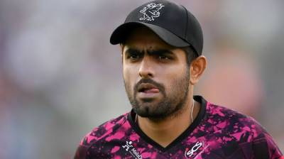 Babar Azam makes history in T20 Vitality Blast 2019