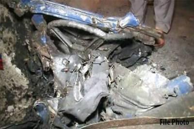 Bomb blast in Balochistan, atleast 5 policemen hit
