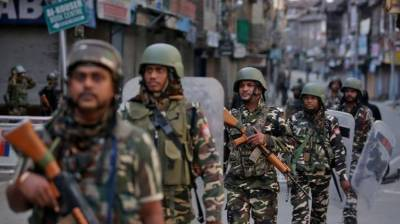 Indian paranoia in Occupied Kashmir jolted social media websites with top trends