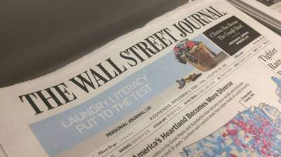 Leading International daily Wall Street Journal blasts Indian government over Occupied Kashmir crisis
