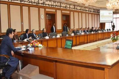 PM Imran Khan will chair federal cabinet meeting with 8 points agenda