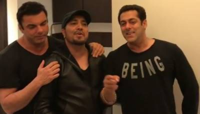 Salman Khan cancels concert with Mika Singh because he performed in Pakistan