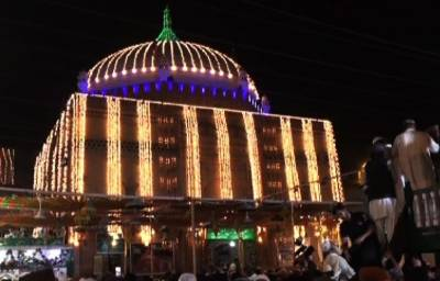 777th Urs celebrations of Hazrat Baba Fareeduddin Ganj Shakar started in Pakpattan