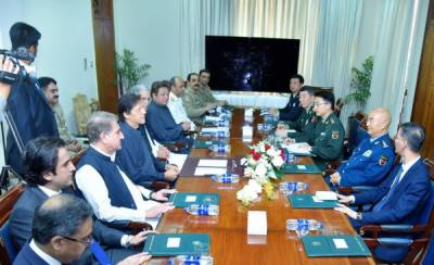 Chinese Military Commission Chief reassures Pakistan of full support, particularly at this critical juncture