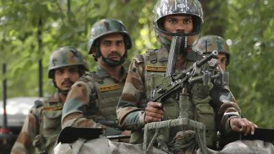 Indian Army soldier commits suicide after killing his senior officer inside a military camp