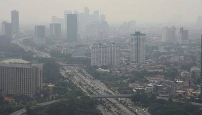 Indonesia moves it's capital from Jakarta