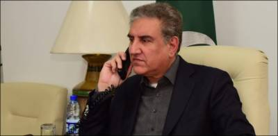 Pakistan FM Qureshi seek key European Country support over Occupied Kashmir crisis