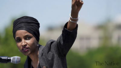 US Muslim Congresswoman Ilhan Omar raised strong voice in support of Occupied Kashmir