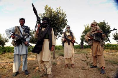 Afghan Taliban kill atleast 14 pro government militia soldiers, injured many more