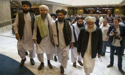 Afghan Taliban make new revelations over peace deal with United States