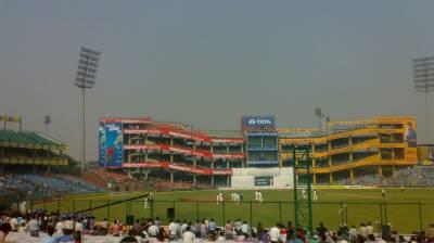 BJP government anti Muslim agenda: Delhi's historic stadium named on Muslim King renamed after Hindu Minister
