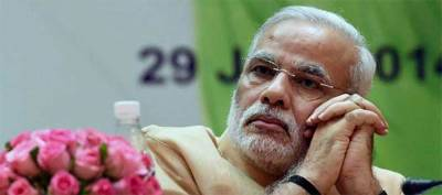 Indian economy faces a blow under PM Modi government