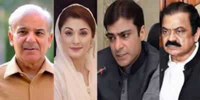 Judges hearing cases of Sharif family changed suddenly by federal government