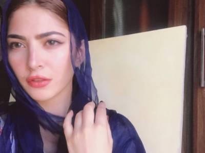 Naimal Khawar, wife of Hamza Ali Abbasi hits out at haters for spreading false news